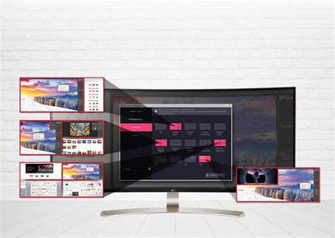 Modul Tv 14 21 W 38uc99 curved ultrawide ips monitor
