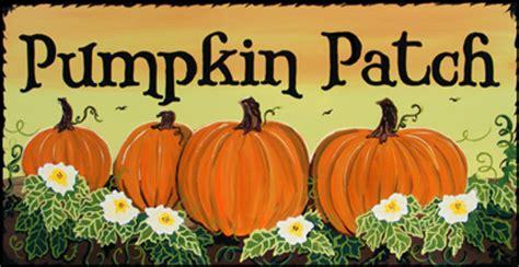 Printable Pumpkin Patch Signs