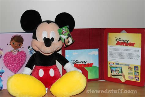 Disney Giveaway - disney junior giveaway stowed stuff
