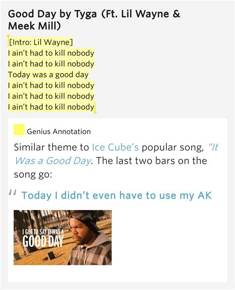 lyrics day is cube today was a day lyrics www imgkid