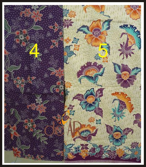 Kain Batik Tulis Madura 223 kain batik de ar