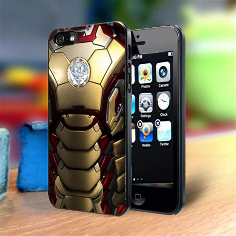 Casing Softclear Iphone 6 The Avenger Custom iron xlvii iphone