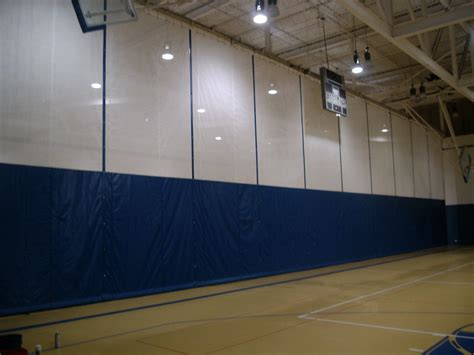 gymnasium divider curtains gym divider curtains photo gallery electra tarp