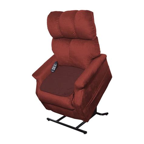 recliner pad essential medical quik sorb polyester furniture protector