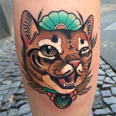 neotraditional tattoos tattoos medium