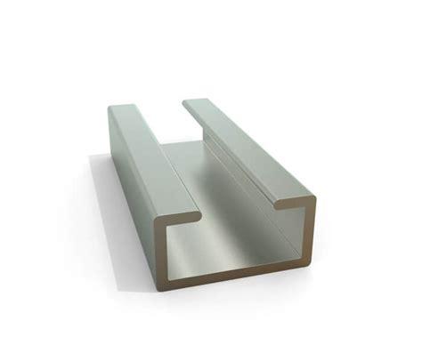 1 x 2 aluminum c channel aluminum hat channel 3 3 4 quot x 1 2 quot eagle mouldings