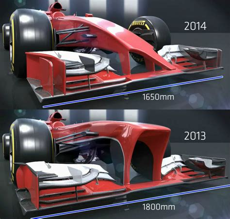 why the 2014 f1 season will be the ugliest yet