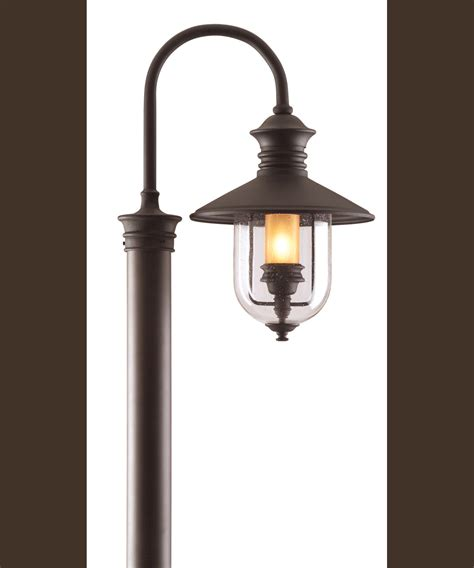Outdoor Lighting Posts Troy Lighting P9364 Town 1 Light Outdoor Post L