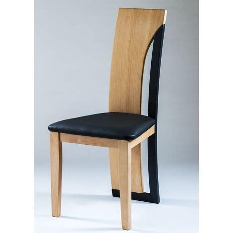 Chaise En Bois Moderne chaise moderne en bois omega