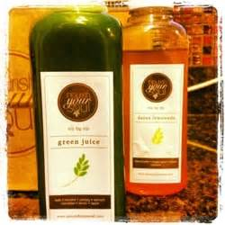 And Soul Juice Detox by Nourish Your Soul Juice Bars Smoothies