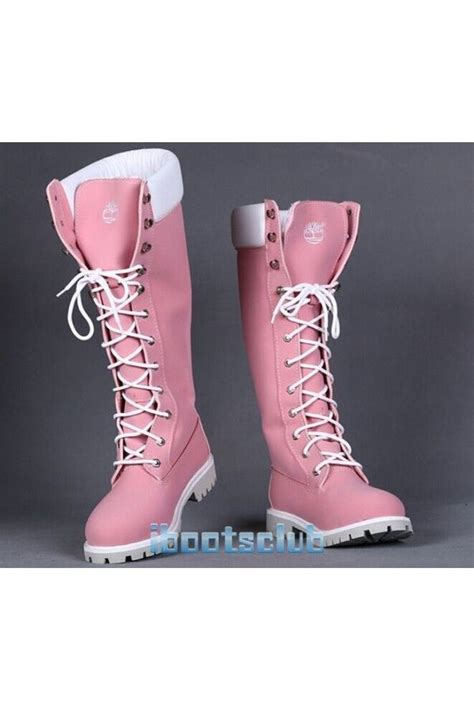 17 best ideas about knee high timberland boots on