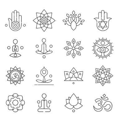 yoga tattoo designs and meanings best 25 yogi ideas on reiki symbols