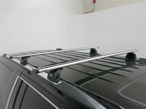 Suburban Rack by Thule Roof Rack For 2015 Suburban By Chevrolet Etrailer