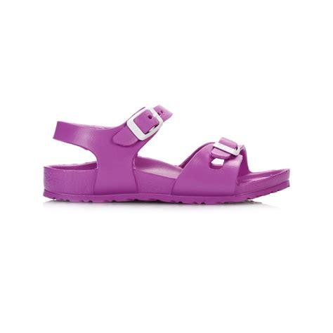 Sandal Import Pink Sp001 birkenstock pink sandals 2 straps buckle shoes summer 126143 ebay
