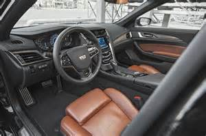 Cadillac Cts V Interior by Comparison Audi S6 4 0t Quattro Vs Cadillac Cts V Sport