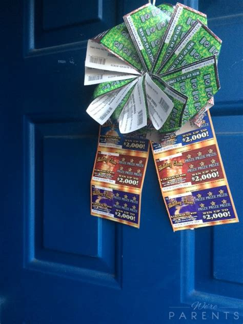 New Jersey Lottery Instant Win Games - diy holiday bows with new jersey lottery holiday games