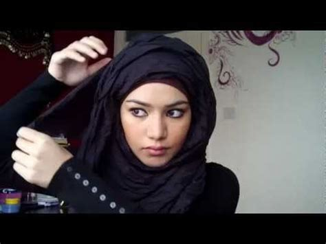simple hijab tutorial youtube simple hijab tutorial youtube hijab inspiration