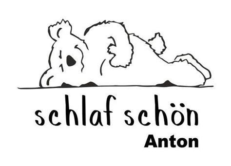Wandtattoo Kinderzimmer Schlafen by Wandtattoo Kinderzimmer Schlaf Sch 246 N Und Name
