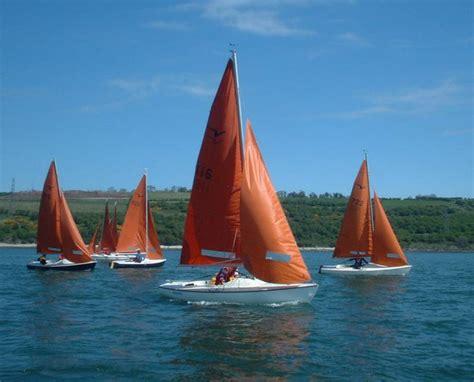 east antrim boat club squib spring sail at east antrim boat club