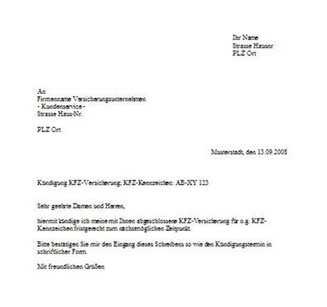 Lieferverzug Briefvorlage Briefvorlage K 252 Ndigung Was Sind Etf Fonds