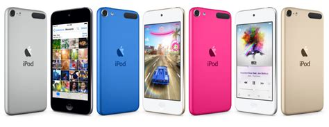 new apple ipod touch 64gb 6th generation 2015