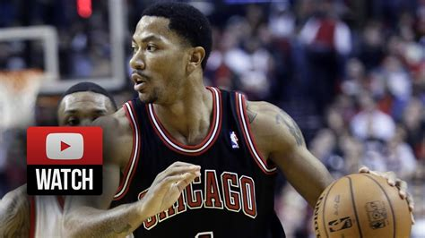 derrick rose stats news videos highlights pictures derrick rose full highlights at trail blazers 2013 11 22
