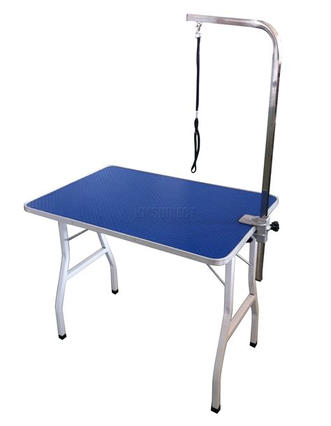 grooming tables adjustable portable grooming table arm noose 36 quot ebay