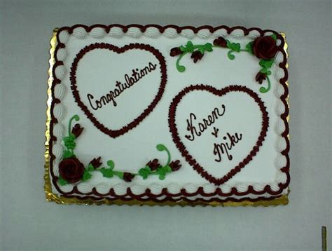 wedding sheet cake designs wedding and bridal inspiration