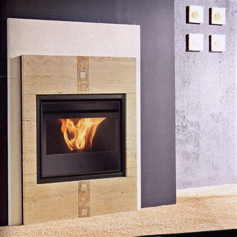 insert cheminee bois athermia poeles granules bois inserts