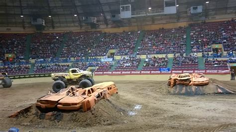monster truck show lubbock tx 2017 monster truck destruction tour saturday night show