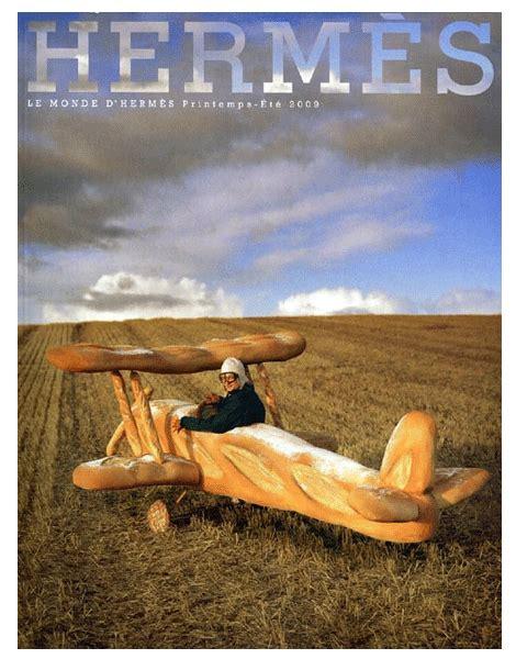 The Terrier and Lobster: Tim Walker for Hermes catalog
