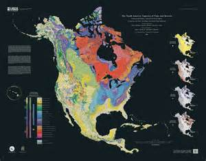 geologic map of america the america tapestry of time and terrain usgs i