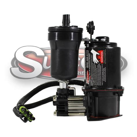cadillac deville air suspension compressor pump