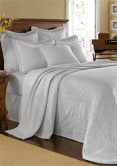 Historic Charleston Collection King Charles by Historic Charleston King Charles Bedspread Collection