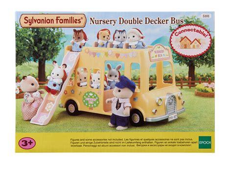 Sylvanian Families Original 5101 Nursery Decker sylvanian families baby child theme 5101 nursery
