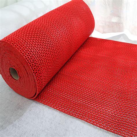 cutout pad pvc plastic floor mats slip resistant mats