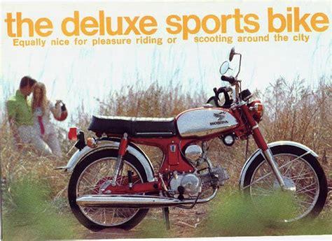 Honda S90z Tahun 1973 sejarah honda motor di indonesia info oke