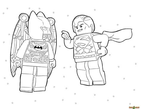 justice league heroes coloring pages coloring pages