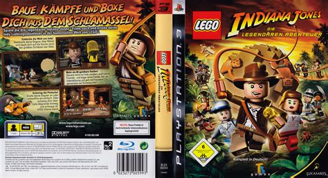 tutorial lego indiana jones xbox 360 playstation 3 covers killzone 3 l a noire lego