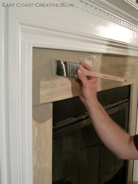 can you paint a marble surround simple fireplace upgrade sloan chalk paint