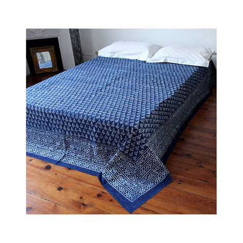 indian bed covers indian real handycraft fabrics bed cover by pankaj indian