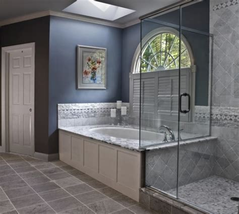 Gray And Blue Bathroom Ideas Blue Gray Bathroom Ideas Quotes
