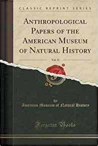 s moral nature an essay classic reprint books anthropological papers of the american museum of