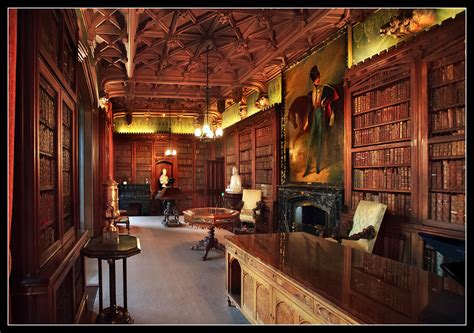 Home Study Design Tips scott s library abbotsford a photo from scottish borders
