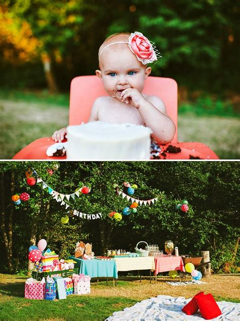 backyard 1st birthday party ideas 25 best ideas about backyard birthday parties on