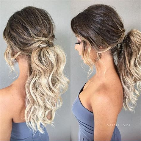 model hairstyles for ponytail hairstyles for prom s best 25 ponytail updo ideas on updos