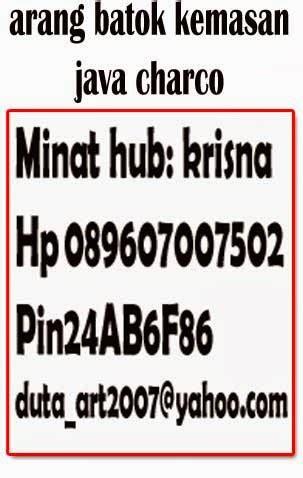 Jual Arang Batok Kelapa Palembang jual grosir pabrik eksportir arang bakar batok tempurung