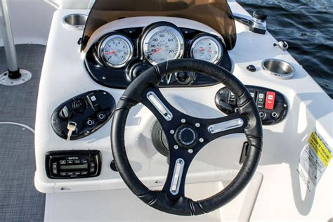 boat hydraulic steering hard to turn left starcraft limited 1915 ob sportstar boating world