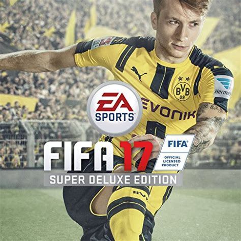 Diskon Ps4 Fifa 17 Deluxe Edition New fifa 17 deluxe edition ps3 digital code