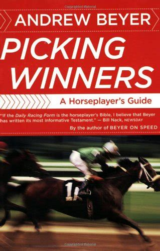 the forward pass in football classic reprint books picking winners a horseplayer s guide by andrew beyer
